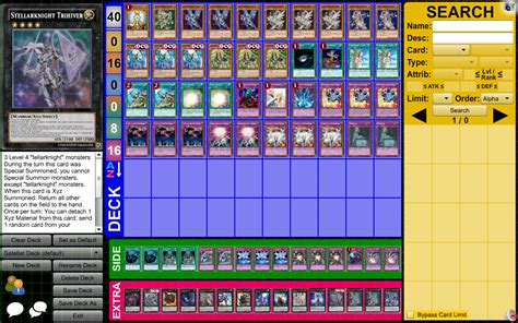 Yugioh Satellarknight Deck 2015 by Satellarknight Deck Profile July 2014 Tcg Ban List