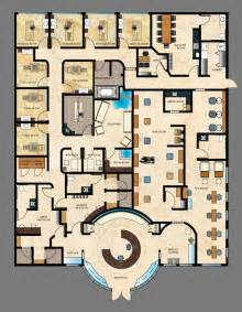 floorplan layout salon n spa on hair salons salons and salon design