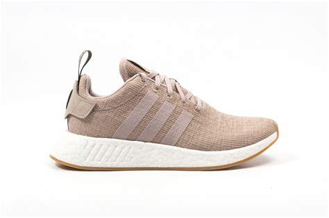 adidas NMD R2 Grey, Pink   CQ2399   footdistrict.com