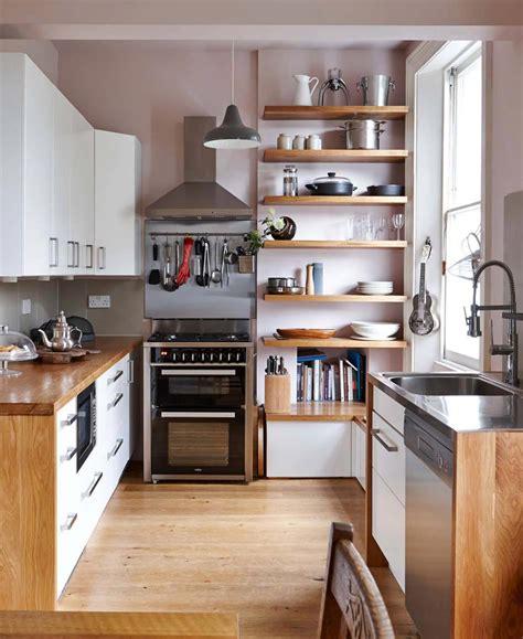 cuisine dans petit espace 15 exemples de cuisine pratique et parfaitement