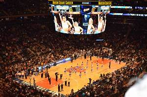 New york inside placeless for Katzennetz balkon mit madison square garden nba tickets