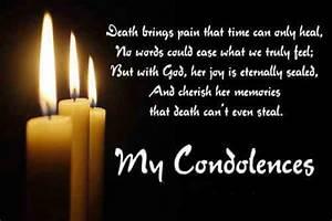 Condolence Message On Death of Father | Sympathy Words