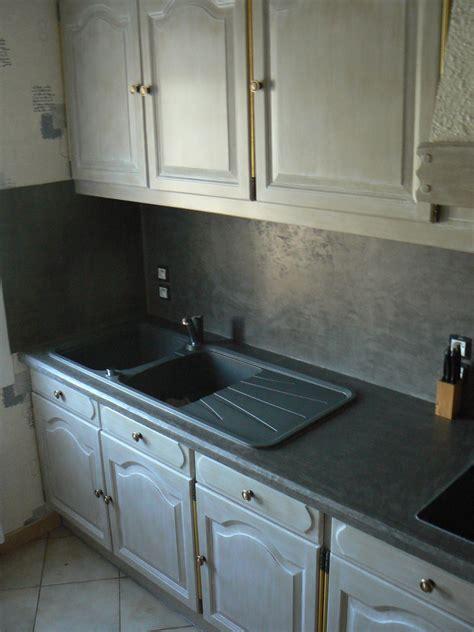 changer plan de travail cuisine beton pour plan de travail cuisine peinture