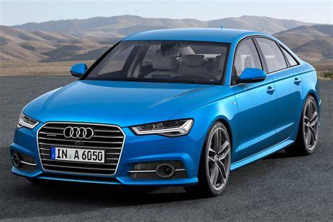 Audi A6 Tdi Vs. Bmw 535d Vs. Mercedes-benz E250 Bluetec