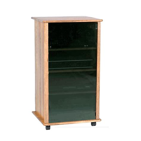 stereo cabinet with glass doors object moved
