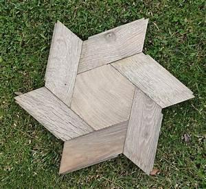 detail mounting this hexagon parquet floor flooring With montage de parquet