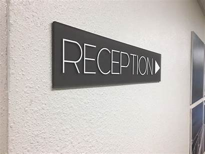 Signs Wayfinding Directional Interior Examples Businesses