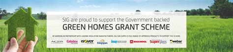 Homeowners will be able to receive grants of up to $5,000 to make energy efficient retrofits to their. Green Homes Grant   SIG Distribution