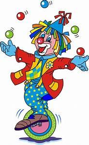 clowns   Картинки детские   Pinterest   Clip art, Clown ...