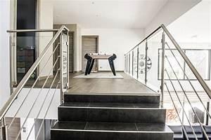 Garde Corp Escalier : garde corps inox escalier et mezzanine ~ Dallasstarsshop.com Idées de Décoration