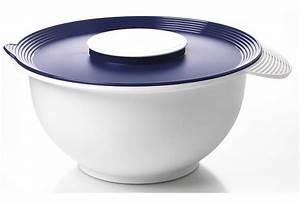 Rührschüssel Mit Deckel : emsa r hrsch ssel superline r hrtopf mit deckel 4 50 liter wei blau ebay ~ Eleganceandgraceweddings.com Haus und Dekorationen