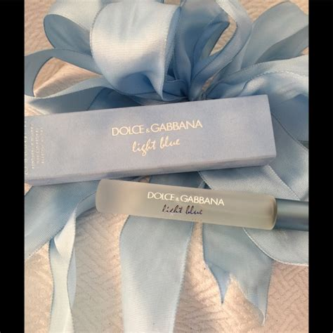 dolce and gabbana light blue rollerball 26 dolce gabbana other new dolce gabbana light