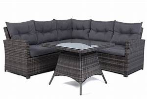 Rattan Lounge Set : mayfair 5 seater rattan lounge high back corner sofa set grey sofa sets ~ Orissabook.com Haus und Dekorationen
