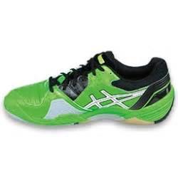 Asics Gel Domain 3 Men s Squash Indoor Court Shoes Neon