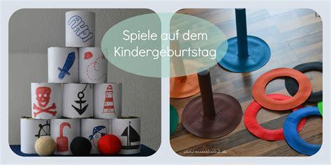 spiele kindergeburtstag 7 pin spielen basteltipps zum kindergeburtstag kidsgo on