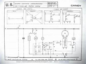 Wiring Diagram Ge Dryer Timer