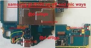 Samsung I8190 Galaxy S Iii Mini Mic Solution Jumper