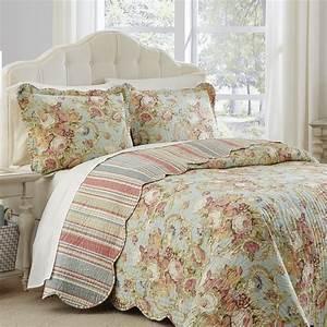 Waverly, Spring, Bling, Bedspread, Collection, Queen, Vapor