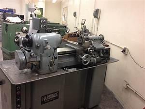 U00bb Used Hardinge Engine Lathes