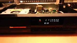 Sony Cdp-750 Cd Player