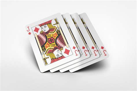 playing cards mock    idesignstudionet