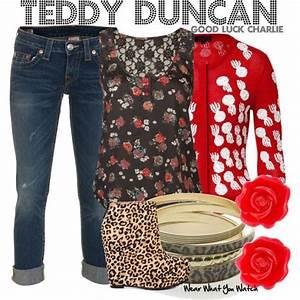 Good Luck Charlie | Teddy Duncan, Good Luck and Bridgit ...