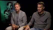 David Leitch & Chad Stahelski - John Wick Interview HD ...