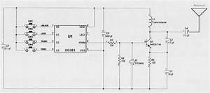 Car Key Wiring Diagram