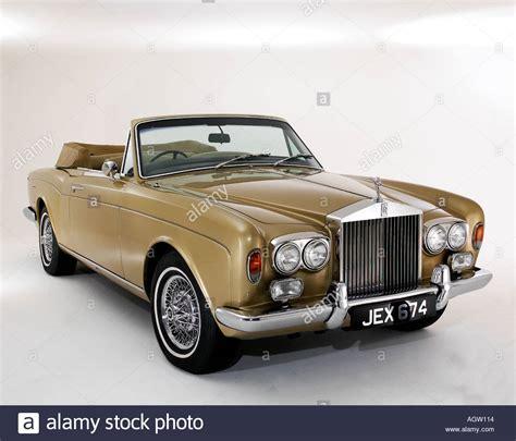 Rolls Royce Corniche Convertible by Rolls Royce Corniche Convertible Stock Photos Rolls