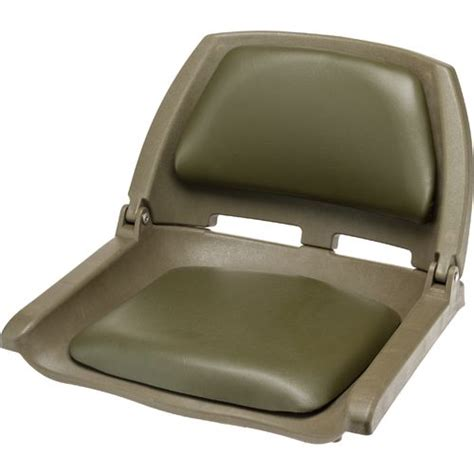 Academy Boat Chairs by Academy Marine Padded Fold Boat Seat