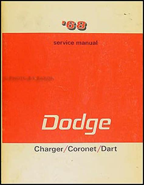 Charger Wiring Diagram Manual Reprint