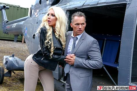Blonde Babe Nicolette Shea In Fly Girls Fucks Marcus The Boobs Blog