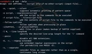 Top 15 Practical Examples Of Sed Linux Command