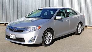 2012 Toyota Camry Xle Review  2012 Toyota Camry Xle
