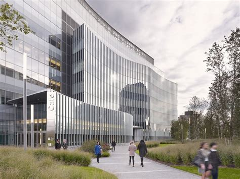 cuny advanced science research center kpf flad architects archdaily