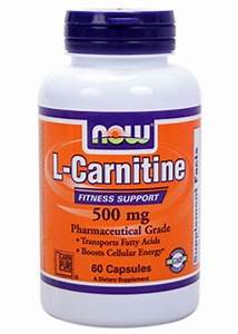 L-карнитин средство для похудения