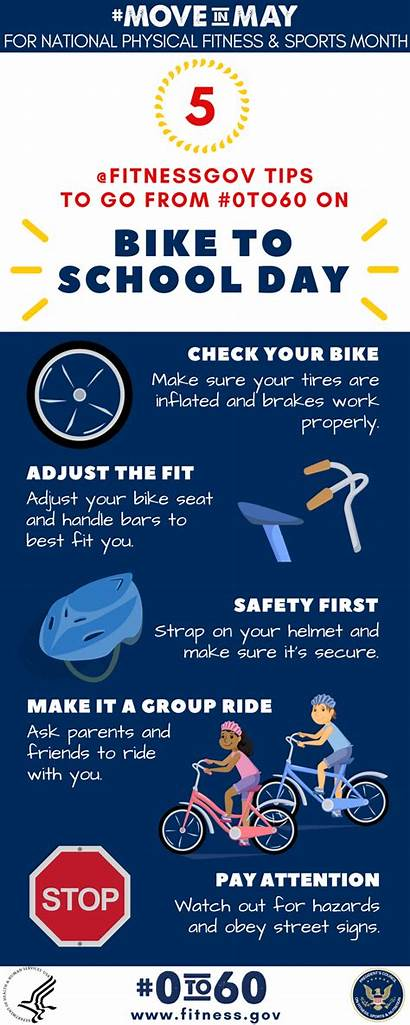 Bike Fitness National Riding Sports Physical Month