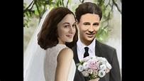 Anne Frank & Peter Van Pels - the Wedding - YouTube
