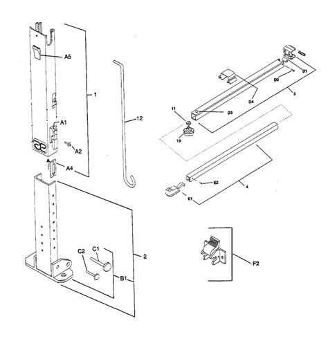 dometic 9100 power awning parts dometic 9100 power awning parts diagram oasis door awning