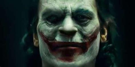 Joaquin Phoenix's 'joker' Gets A Terrifyingly Brilliant