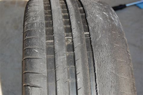 Understanding Tire Wear After Track Day