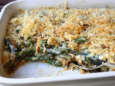 French Onion Green Bean Casserole Recipe