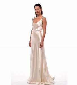 Johanna johnson the viva silk gown size 8 wedding dress for Used wedding dress stores