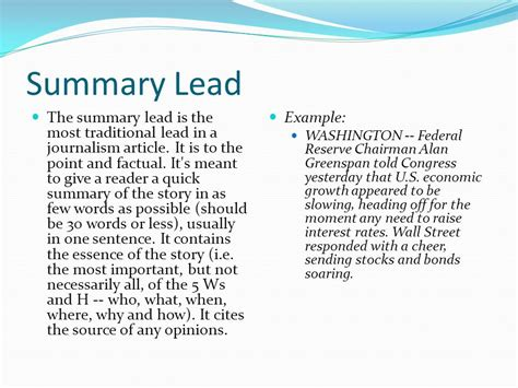 Types Of Leads Engaging Interest.