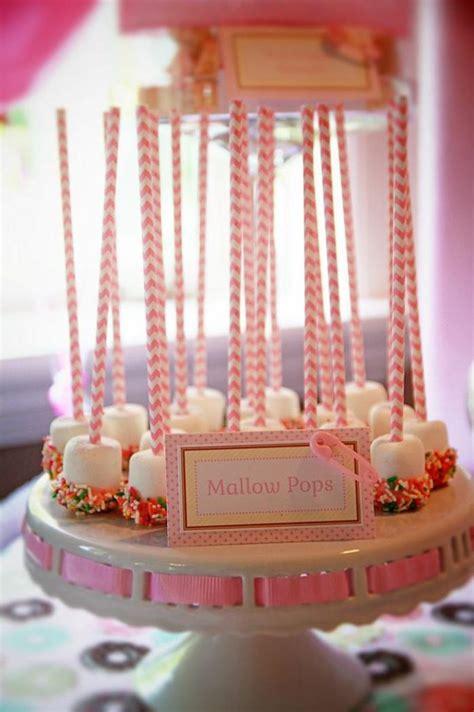 baby sprinkle decorations kara s ideas pink baby sprinkle shower