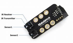 Value Of The Line-follower Sensor