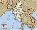 Myanmar | History, Map, Flag, Population, Capital ...