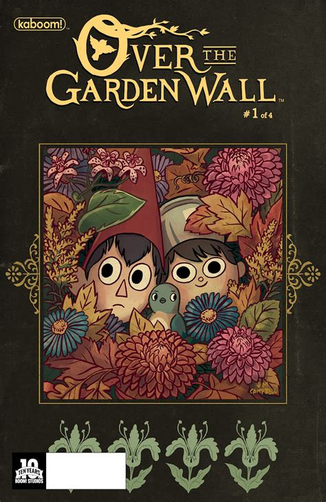 the garden wall the garden wall new comic series announced