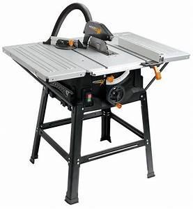 Table De Sciage : table de sciage sur pieds pour d coupe lame 250x30 mm 2000 ~ Dode.kayakingforconservation.com Idées de Décoration