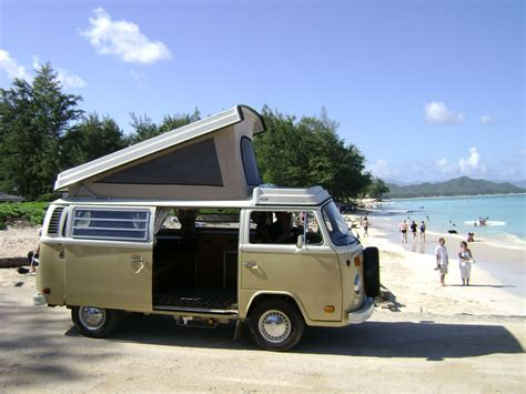 Oahu Camping Vans... Rent One And Explore Oahu's Coast In